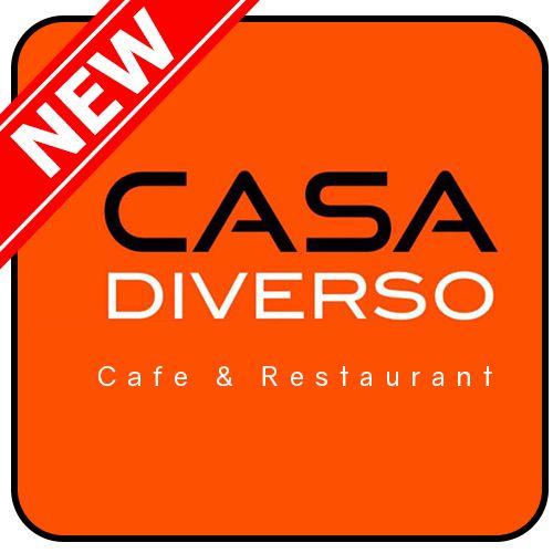Casa Diverso Cafe and Restaurant