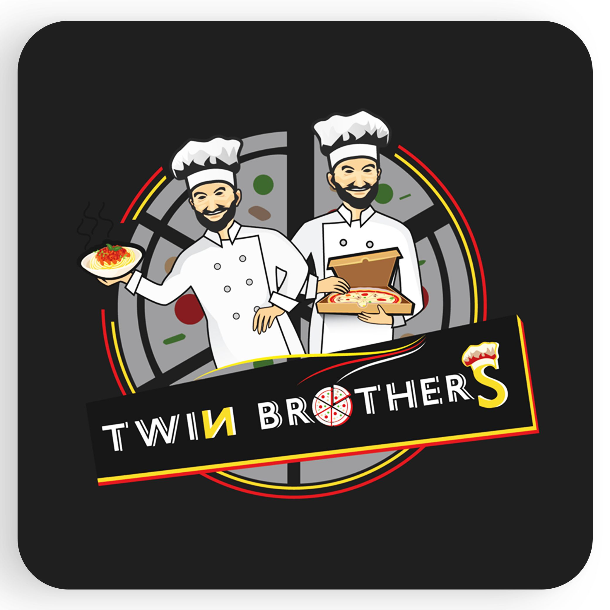 Twin Brothers - Pizza n Pasta