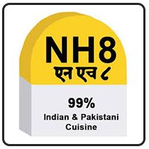 Nh8. Indian cuisine