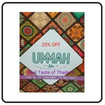 UMMAH Thai & International Cuisine