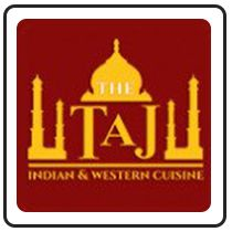 Taj indian and western cusine