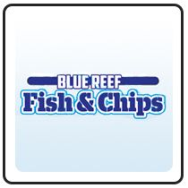 Blue Reef Fish and Chips