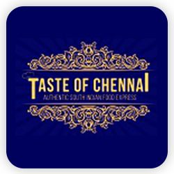 Taste of chennai