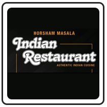 Horsham masala Indian restaurant