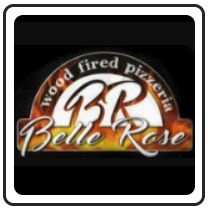 Belle Rose Wood Fired Pizza