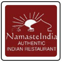 Namaste India authentic Indian Restaurant