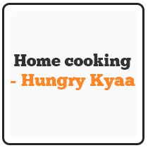 Home Cooking-Hungry Kyaa