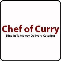 Chef of curry