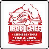 Iron Chef Fish & Chip Chinese & Thai