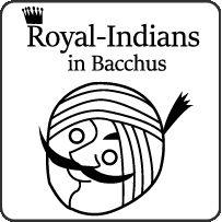Royal Indians in Bacchus
