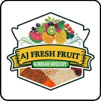 A J FRESH FRUIT & indian GROCERY