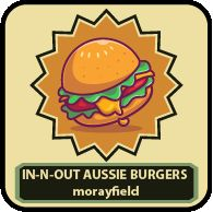 In & out burger  Morayfield