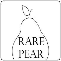 Rare pear cafe
