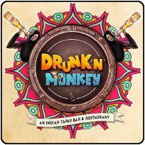 Drunken Monkey Indian Tapas Bar & Restaurant