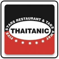 Five Stars Thaitanic - Chester Hill