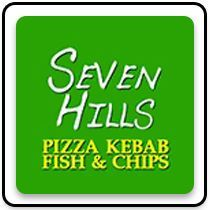 Seven Hills Pizza, Kebabs, Fish 'N' Chips