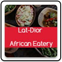 Lat - Dior African Eatery