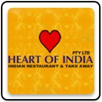 Heart of 1ndia Restaurant