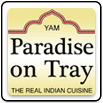 Desi's Paradise On Tray