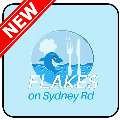 Flakes on Sydney Road