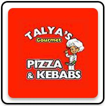 Talyas Gourmet Pizza and Kebab