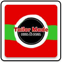 Tailor Made Pizza and Pasta